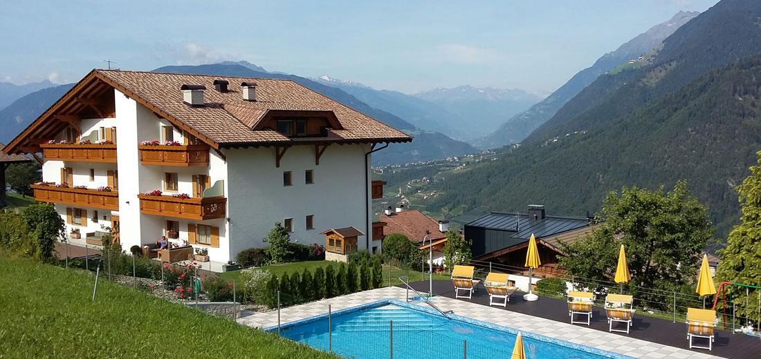 Willkommen im Hotel Alpenhof
